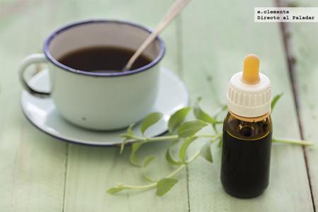 Cómo hacer stevia líquida casera