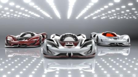 SRT Tomahawk Vision Gran Turismo, un superdeportivo virtual que como americano es muy buen italiano