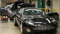 Finaliza la producción del Aston Martin Vanquish