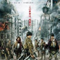 'Attack on Titan', tráiler de la película basada en el manga de Hajime Isayama