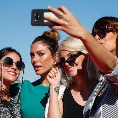 Macarena García, Belén López, Amaia Salamanca y Blanca Suárez conquistan el Festival de Málaga
