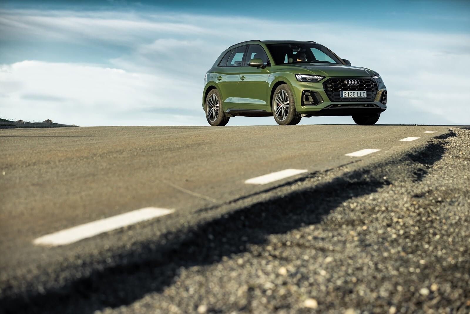 Foto de Audi Q5 2020, prueba (37/52)