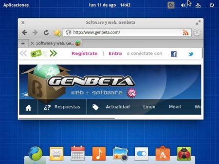 Elementary OS Freya Beta 1 puesta en circulación