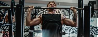 Una rutina full-body para poner a punto todo tu cuerpo en el gimnasio
