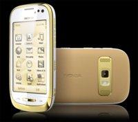 Nokia Oro, una versión de lujo del Nokia C7
