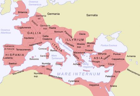 Ruta de las ciudades romanas del Atlántico
