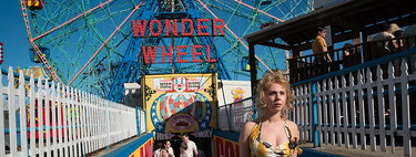 'Wonder Wheel': anhelos, dulzura y amargor en el rincón más mágico de la Gran Manzana