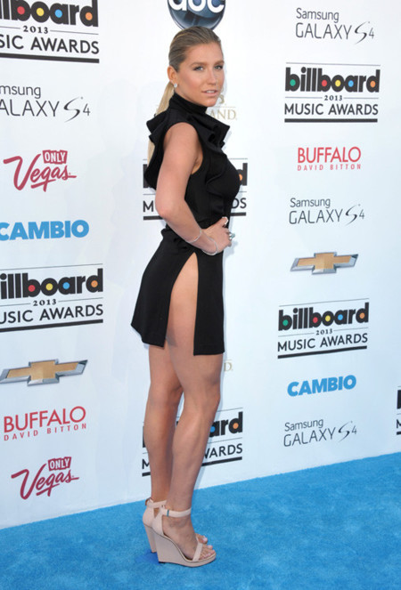 Ke$ha peor vestidas billboard 2013