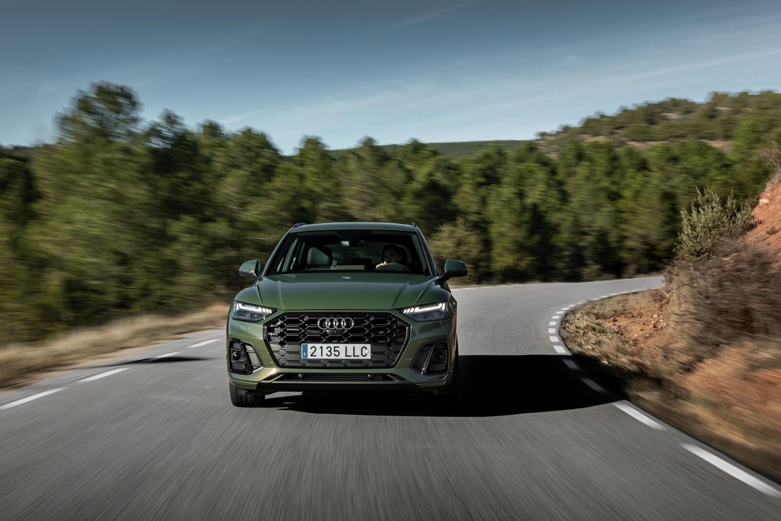 Foto de Audi Q5 2020, prueba (21/52)