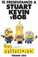 'Los Minions', teaser tráiler y primer cartel del spin-off de 'Gru, mi villano favorito'