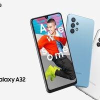 Galaxy A32 4G: las pantallas AMOLED de 90 Hz llegan a la gama media más popular y económica de Samsung