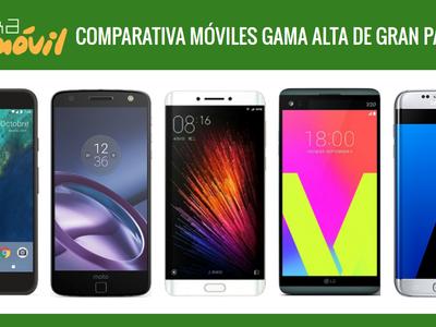 Xiaomi Mi Note 2 pone la guinda al 2016 y lo comparamos frente a lo mejor de cada casa