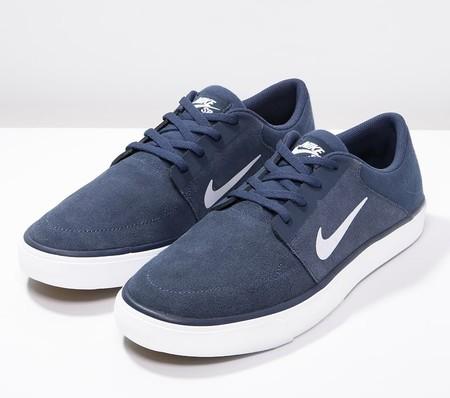 60% de descuento en las zapatillas Nike SB Portmore en Zalando: cuestan sólo 27,95 euros con envío gratis