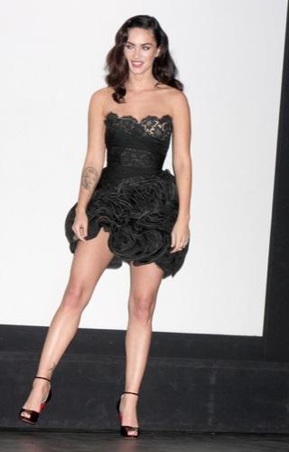 El contra-estilo de Megan Fox: Mamá, de mayor quiero ser choni, Toronto