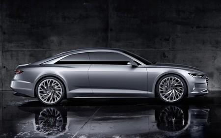 Audi Prologue: ahora más híbrido y autónomo