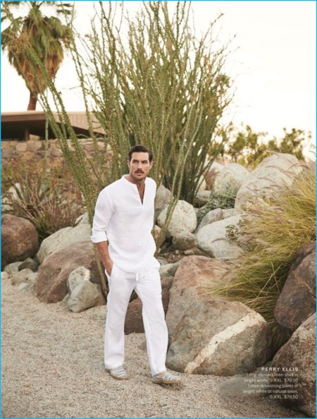 Lord Taylor 2016 Summer Mens Catalogue 009