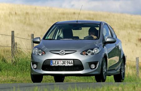 Mazda2 1.6 CRTD