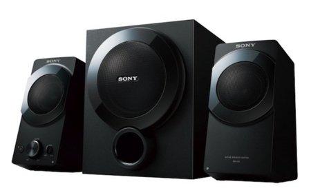 Sony presenta tres nuevos altavoces para PC, básicos y asequibles
