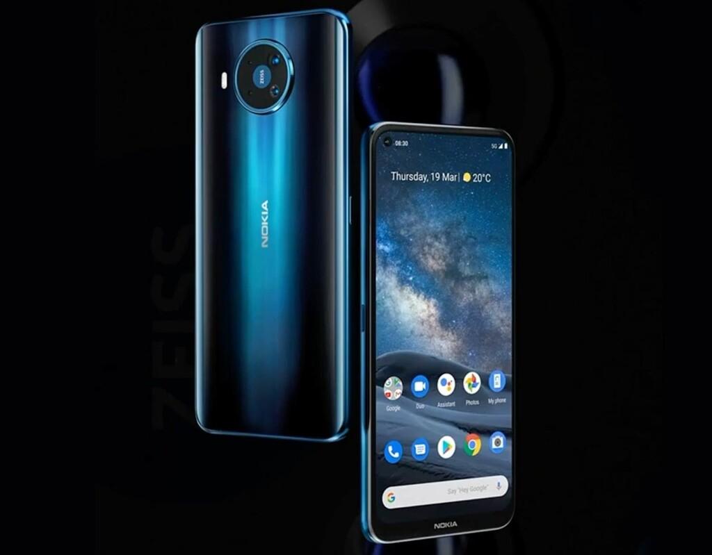 El Nokia 8.3 5G empieza a recibir Android 11, aunque España no está en la primera remesa de países admitidos