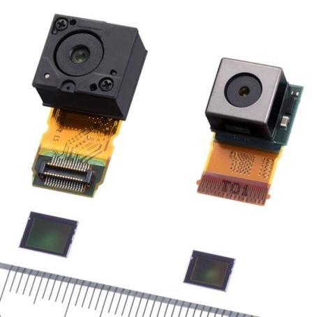Sony saca un sensor CMOS de 12 megapíxeles para móviles