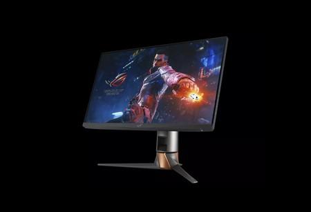Asus saca a relucir su bestial monitor ROG Swift con refresco de 360 Hz, panel IPS de 24,5 pulgadas y un precio de 600 euros