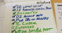 Cómo gestionar nuestras tareas usando las notas o los recordatorios de OS X Mountain Lion