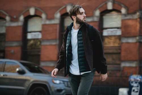 Ofertas en chaquetas y cazadoras Levi's, Pepe Jeans, Columbia o Superdry a la venta en Amazon