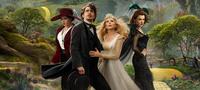 'Oz, un mundo de fantasía', vulgar truco de trilero