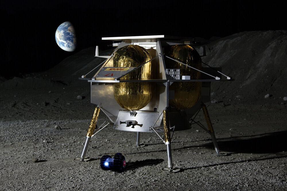 Este es el diminuto rover lunar japonés que alzará el vuelo en el año 2021