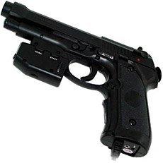 Pistola de videojuegos para pantallas LCD