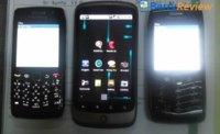 BlackBerry Pearl 9105, primera imagen real del BlackBerry con T9