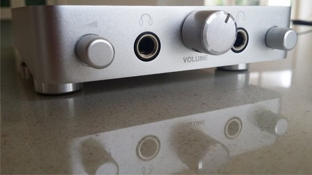 Ims Hybrid Desktop Valve Amplifier