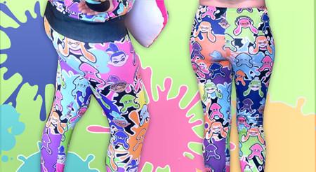 ¡Alguien la desea! Lanzan línea de ropa inspirada en Splatoon