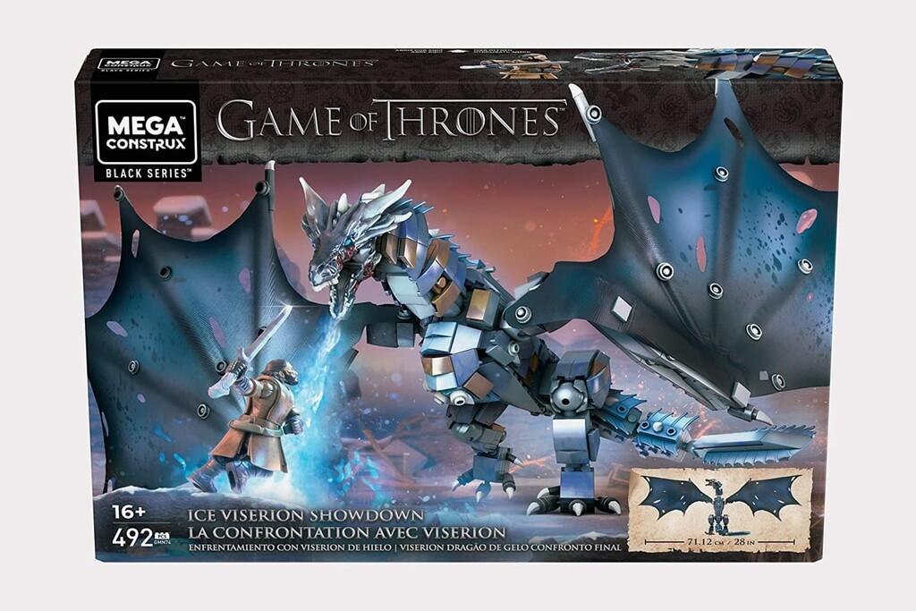 Este Mega Construx de 'Game of Thrones' tiene 30% de descuento, se puede comprar con oferta en Amazon México por 979 pesos. Noticias en tiempo real