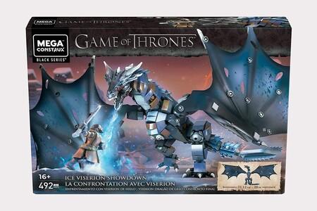 Este Mega Construx de 'Game of Thrones' tiene 30% de descuento, se puede comprar con oferta en Amazon México por 979 pesos