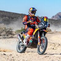 Toby Price toma la delantera en un comienzo del Dakar con problemas para Ricky Brabec