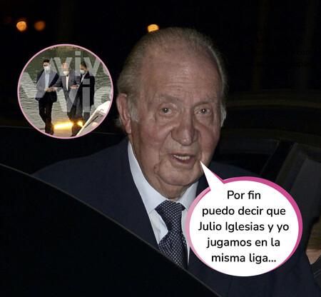 ¡Emérito, cazado! Esta es la polémica foto del Rey Juan Carlos en Abu Dabi de la que todo el mundo habla