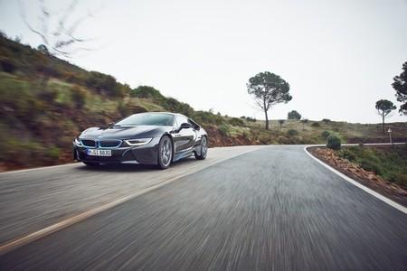 Conocemos más sobre el equipamiento, la conectividad e imágenes del BMW i8