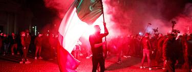 Europa vuelve a los confinamientos. Y con ellos, a protestas cada vez más agresivas en las calles