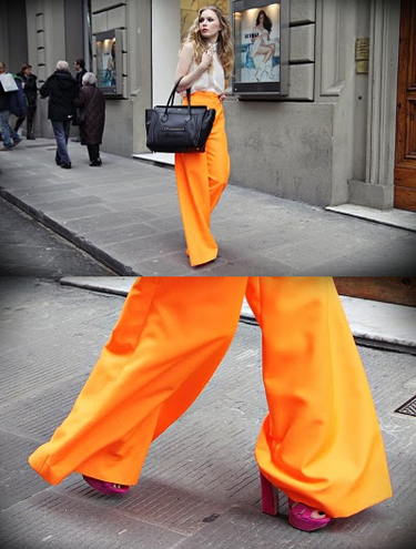 Tendencias Primavera 2011. ¿Wide...qué? ¡wide leg pants!