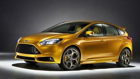 Nuevo Ford Focus ST, adelanto en el Salón de París
