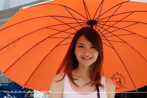MotoGP Malasia 2014: galería Pit-Babes
