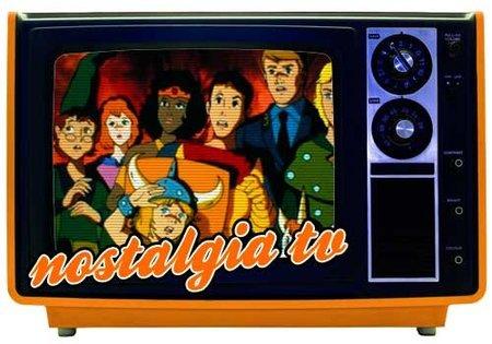 'Dragones y mazmorras', Nostalgia TV