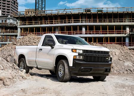Chevrolet Cheyenne 2019 2