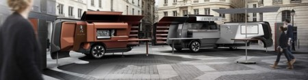 Foodtruck Peugeot 20