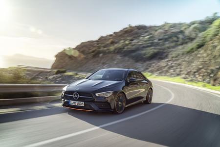 El Mercedes-Benz CLA 2020 por fin es un CLS en miniatura y muy bien dotado de tecnología
