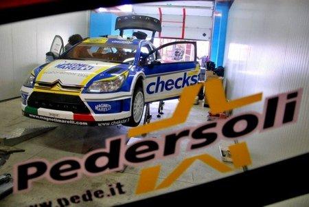 Luca Pedersoli intentará estar en ocho rallyes del Mundial