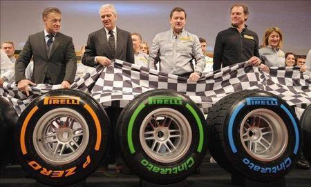"""Jean Alesi: """"es injusto que se acuse a Pirelli cuando la FIA ordenó hacer esos neumáticos """""""