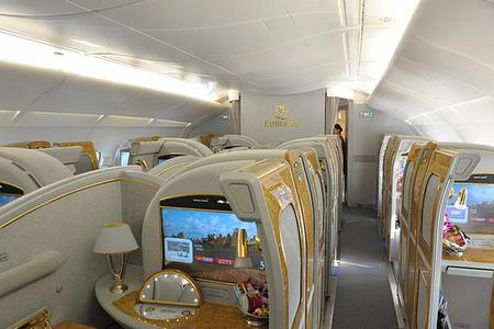 Un placer volar en Emirates