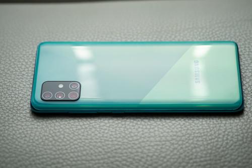 El nuevo aspirante a superventas de Samsung rebajado 90 euros en Aliexpress Plaza: Samsung Galaxy A51 por 279 euros